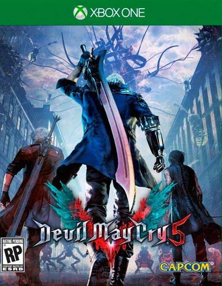 Devil May Cry 5 Xbox One - Mídia Digital