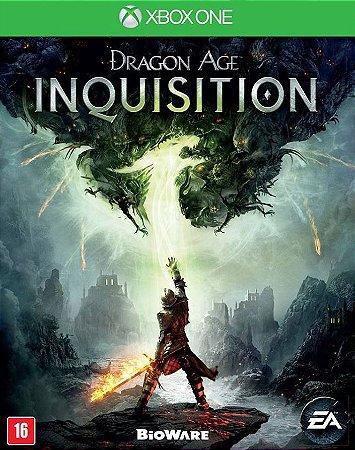 Dragon Age: Inquisition Xbox One - Mídia Digital