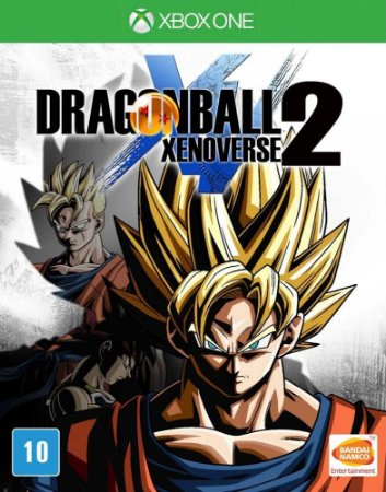 Dragon Ball Xenoverse 2 Xbox One - Mídia Digital