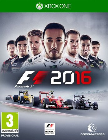 F1 2016 Xbox One - Mídia Digital