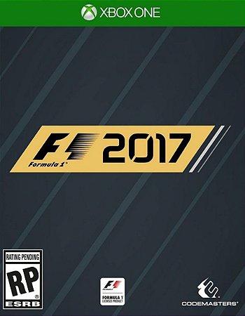F1 2017 Xbox One - Mídia Digital