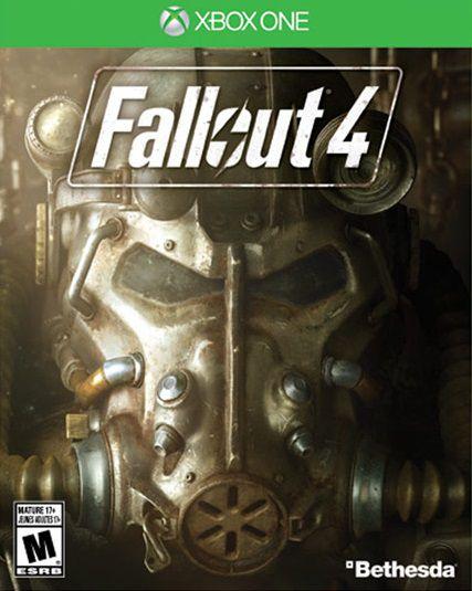 Fallout 4 Xbox One - Mídia Digital