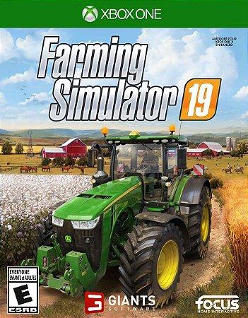 Farming Simulator 19 Xbox One - Mídia Digital