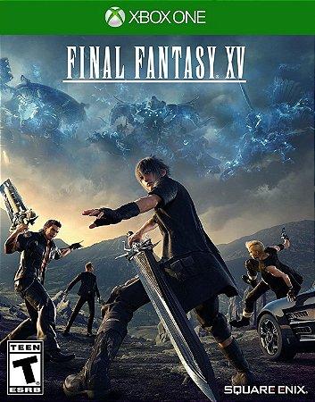 Final Fantasy Xv FFXV Xbox One - Mídia Digital