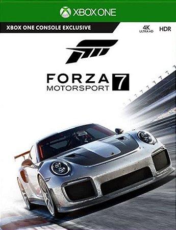 Forza Motorsport 7 Xbox One - Mídia Digital