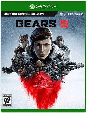 Gears 5 Xbox One - Mídia Digital