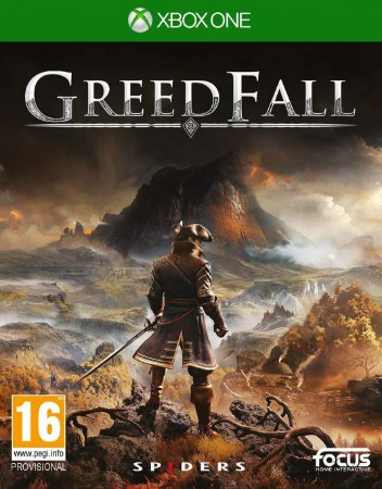 Greedfall Xbox One - Mídia Digital