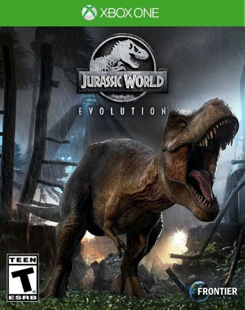 Jurassic World Evolution Deluxe Xbox One - Mídia Digital