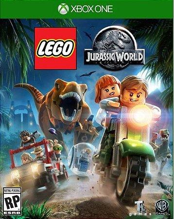 Lego Jurassic World Xbox One - Mídia Digital