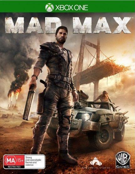 Mad Max Xbox One - Mídia Digital