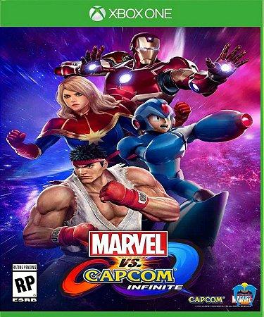 Marvel Vs. Capcom: Infinite Xbox One - Mídia Digital