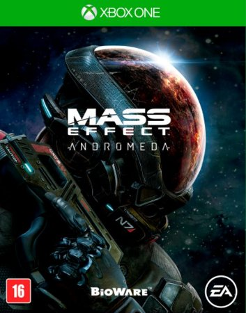 Mass Effect: Andromeda Xbox One - Mídia Digital
