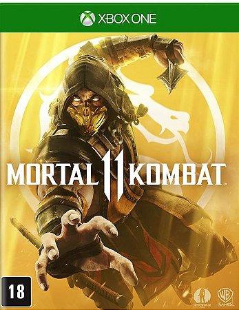 Mortal Kombat 11 Xbox One - Mídia Digital