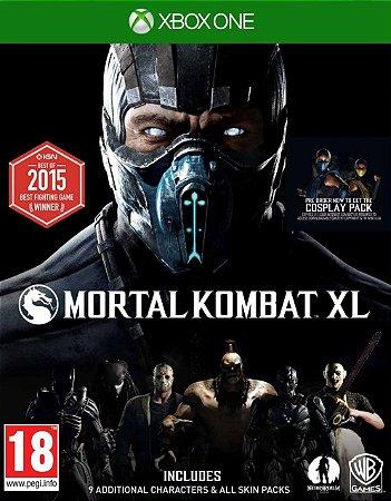 Mortal Kombat XL Xbox One - Mídia Digital