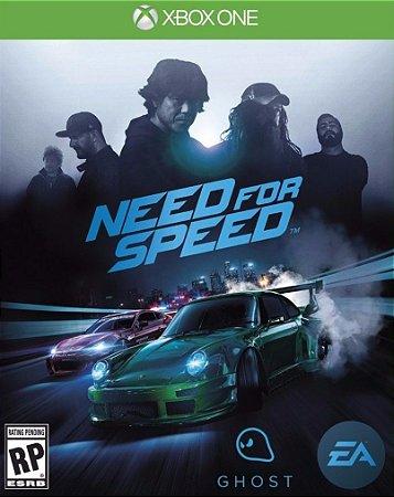 Need For Speed Xbox One - Mídia Digital