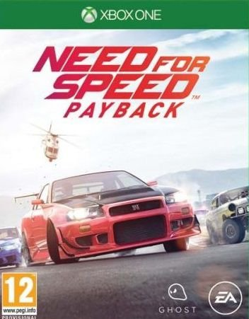 Need For Speed: Payback Xbox One - Mídia Digital
