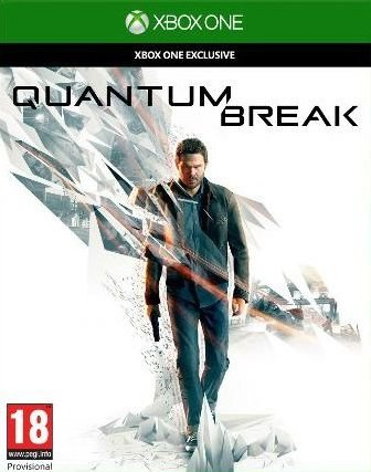 Quantum Break Xbox One - Mídia Digital