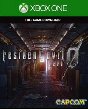 Resident Evil 0 Xbox One - Mídia Digital