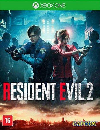 Resident Evil 2 Xbox One - Mídia Digital