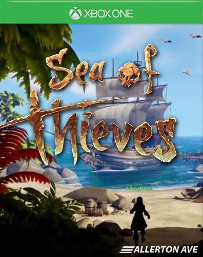 Sea Of Thieves Xbox One - Mídia Digital