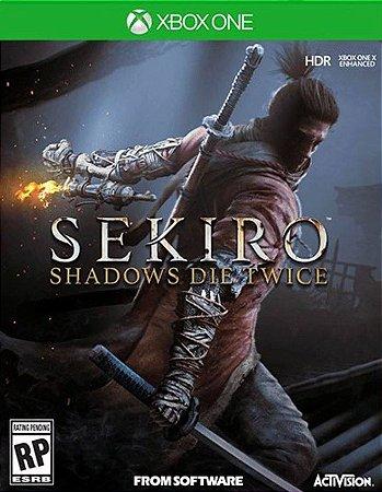 Sekiro: Shadows Die Twice Xbox One - Mídia Digital