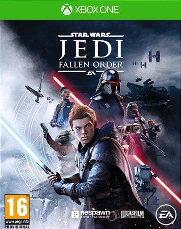 Star Wars Jedi Fallen Order Xbox One - Mídia Digital