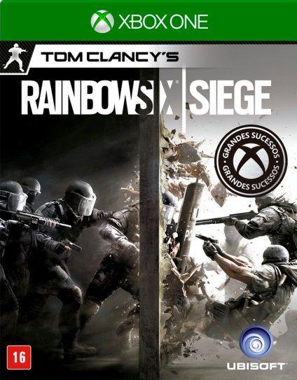 Tom Clancy Rainbow Six Siege Xbox One - Mídia Digital