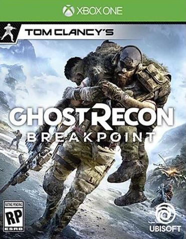 Tom Clancy Ghost Recon Breakpoint Xbox One - Mídia Digital