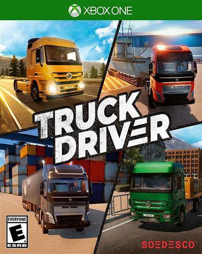 Truck Driver Xbox One - Mídia Digital