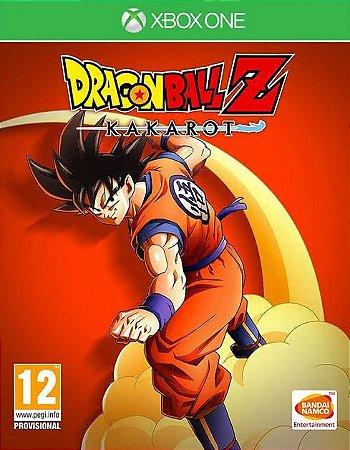 Dragon Ball Z Kakarot Xbox One - Mídia Digital