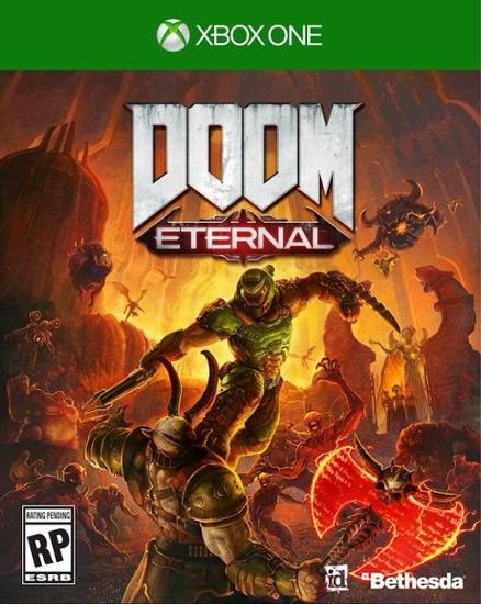DOOM Eternal Standard Edition Xbox One - Mídia Digital