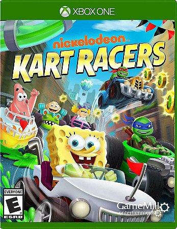 Nickelodeon Kart Racers Xbox One - Mídia Digital