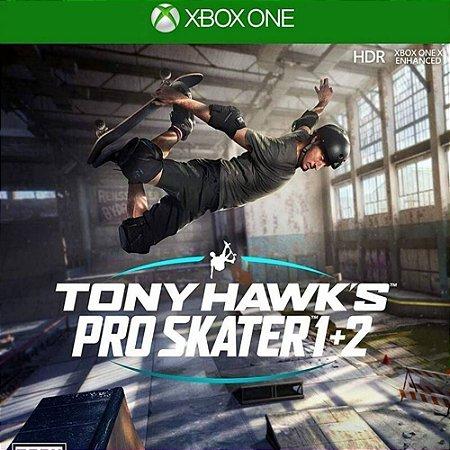 Tony Hawk's™ Pro Skater™ 1 + 2 Xbox One - Mídia Digital