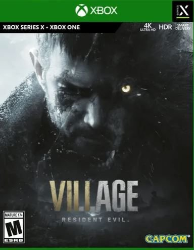 Resident Evil Village - Xbox  One e X/S - Mídia Digital