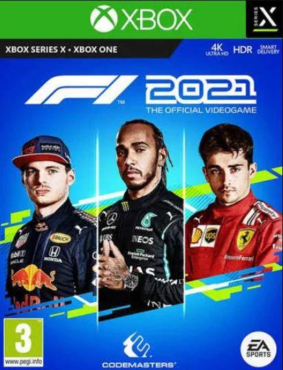 F1 2021 - Xbox One e Series X/S - Mídia Digital