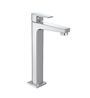 Torneira de mesa bica alta para lavatório - Level - 1189.C26