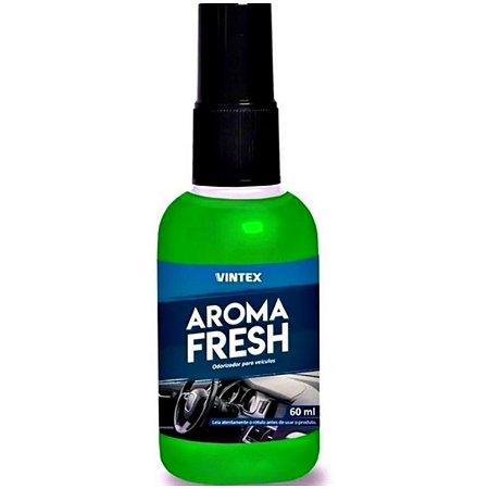 Odorizador Cheirinho Aromatizante Automotivo Fresh Spray 60ml Vonixx