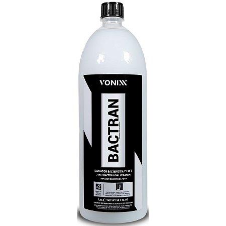 Bactran 1,5L Limpador Bactericida Tira Manchas De Estofado Vonixx