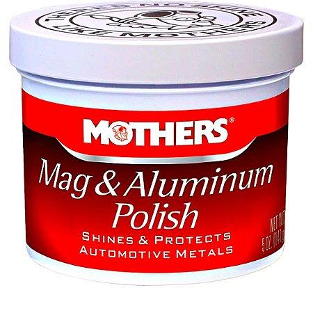 Polidor De Metais E Alumínios Mothers Mag Aluminum Polish