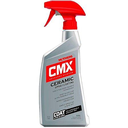 Vitrificador Cerâmico Spray Revestimento Titanio Mothers Cmx