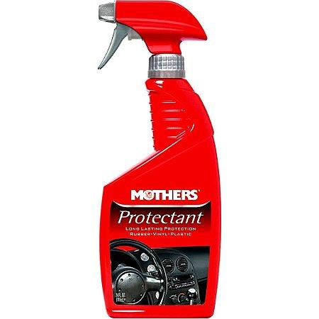 Protectant Protetor De Painel Plasticos e Borrachas Mothers 473ml