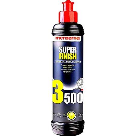 Super Finish 3500 Sf4000 Sf 250ml Lustrador Menzerna