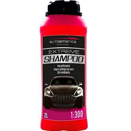 Shampoo Automotivo Extreme Autoamerica Concentrado 2l