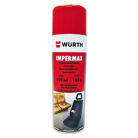 Impermax Wurth - Impermeabilizante de bancos e tecidos
