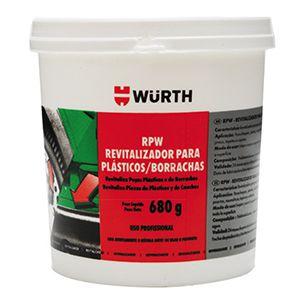 RPW Revitalizador Para Plástico e Borracha Wurth 680g
