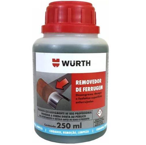 Removedor de Ferrugem e Oxidação Wurth 250ml
