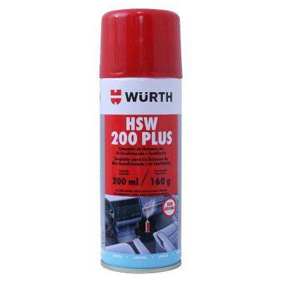 Higienizador Ar Condicionado Wurth - Sem Aroma
