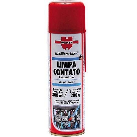 Limpa Contato Wurth 300ml