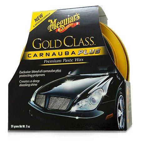 Cera Gold Class Carnaúba Plus Meguiars 311g