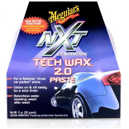 Cera Nxt Tech Wax 2.0 Generation Meguiars 311g